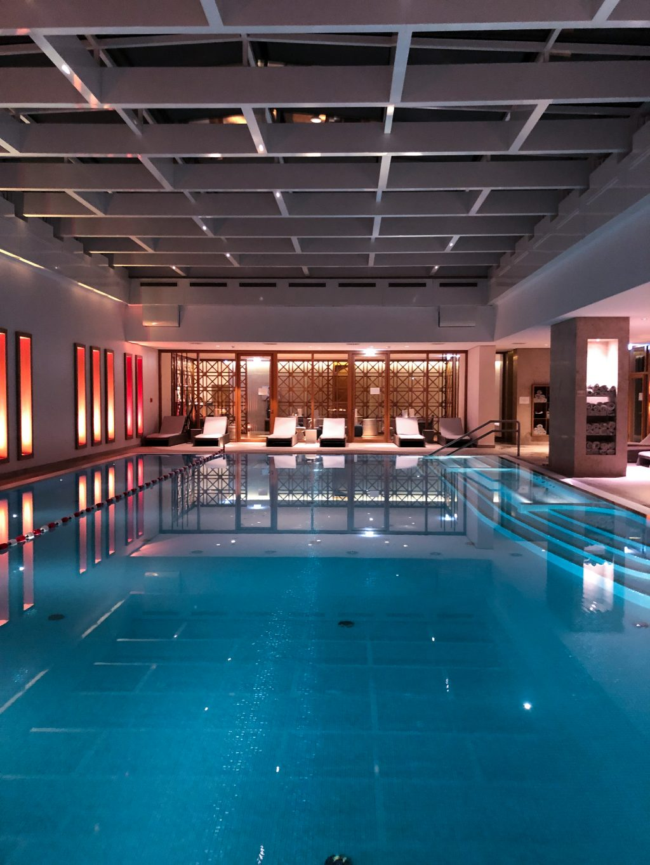 severins pool