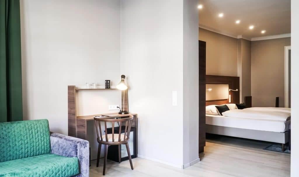 Hotelzimmer ANA